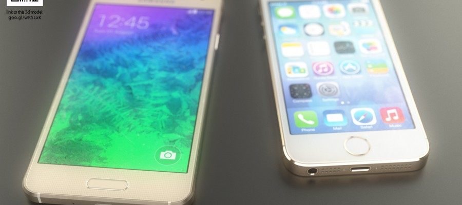 Apple iPhone 6 vs Samsung Galaxy S5