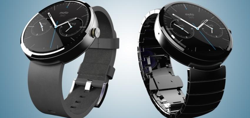 Motorola : tout savoir sur la smartwatch Moto 360