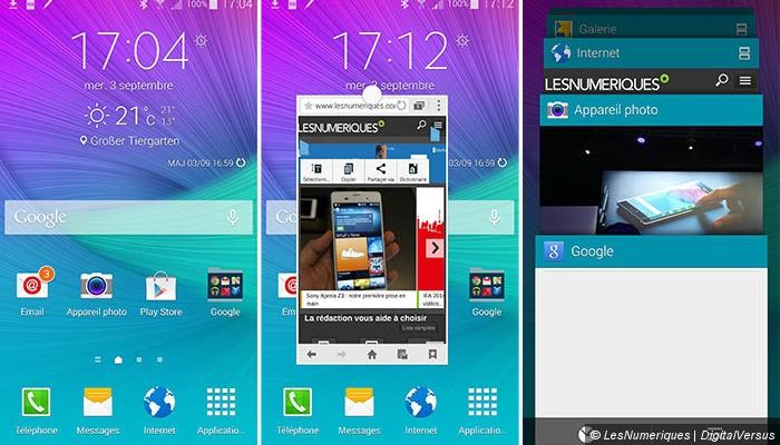 Samsung reste la star la plus en vue de l'IFA