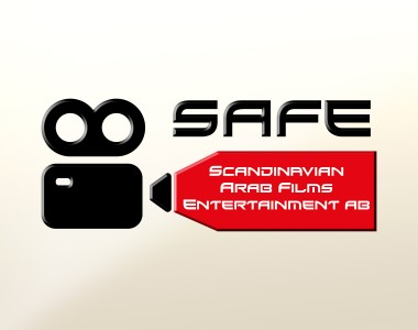 Logo Scandinavian Arab Films Entertainment AB S.A.F.E