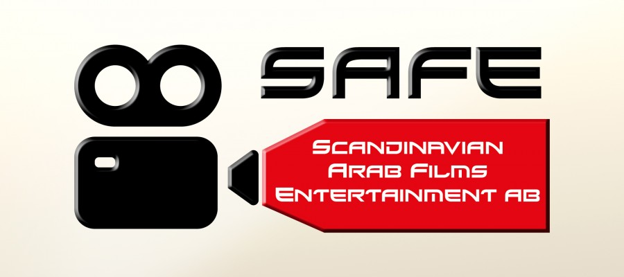 Logo Scandinavian Arab Films Entertainment AB S.A.F.E