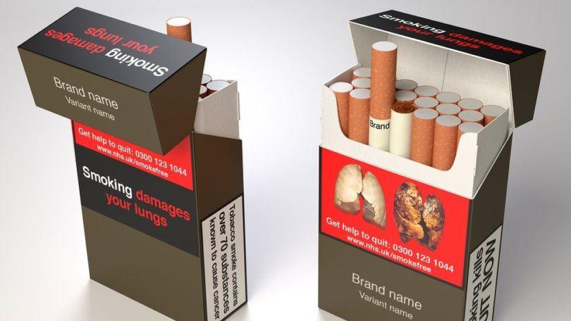 cigarette pack pantone