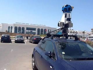 google street view tunisie